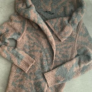 PRANA like new wrap sweater